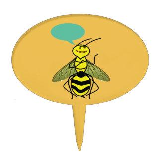 What the Honey Bee said Cake Pick