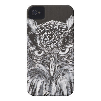 what the owl sees iPhone 4 case