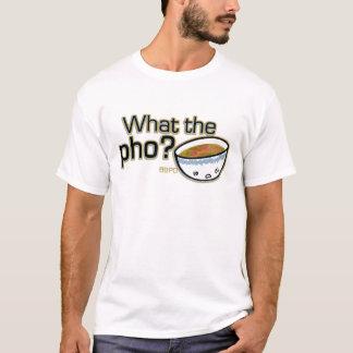 What the pho DBPD tee shirt