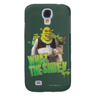 What The Shrek Galaxy S4 Cover