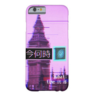 What Time It Is Phone Cases (customizable)