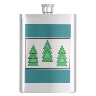 What to give him? How about a tree flask by DAL