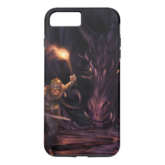 What was that? A Dragon watches a warrior iPhone 8 Plus/7 Plus Case