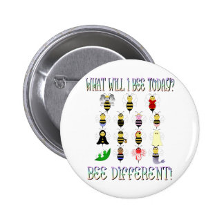 What Will I Bee Today Button