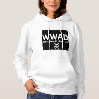 What Would Ares Do? Hoodie