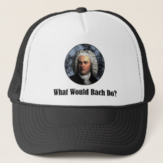 What Would Bach Do? Trucker Hat