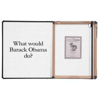 what would barack obama do covers for iPad