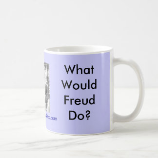 What Would Freud Do? Coffee Mug