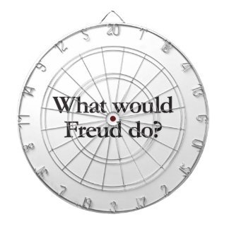 what would freud do dart boards