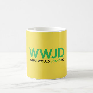 What Would JCAHO Do? Coffee Mug
