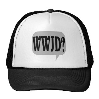 What would JESUS do? Cap