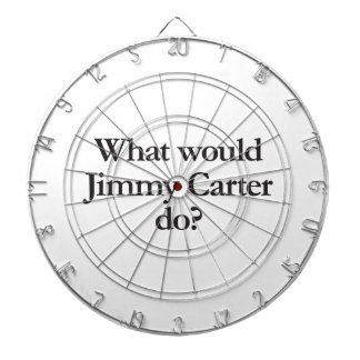 what would jimmy carter do dartboard