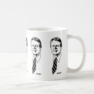 What Would Jimmy Do? Coffee Mug