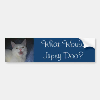What Would Jupey Doo? #2 Bumper Sticker