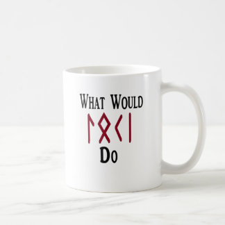 What Would LOKI Do Coffee Mug