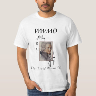 What Would Mozart Do? T-Shirt