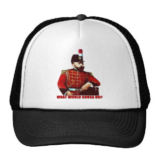 What Would Sousa Do? Hats