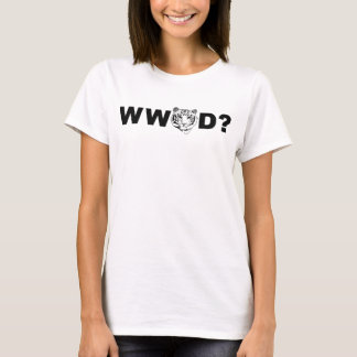 What Would Tiger Do? T-Shirt