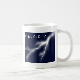 What Would Zeus Do? Coffee Mug