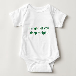 What you assume the baby is thinking baby bodysuit