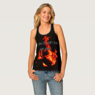 """What you can not avoid, welcome"""" wildfire shirt"""