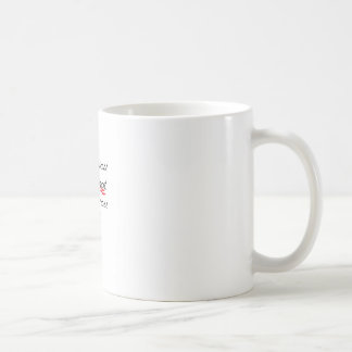 What you see is not what you get coffee mug