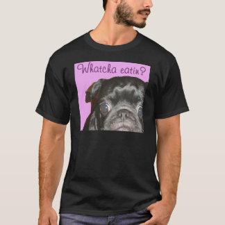 Whatcha Eatin Men's Dark T-Shirt