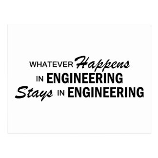 Whatever Happens - Engineering Postcard