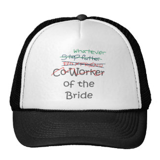 Whatever of the Bride Cap