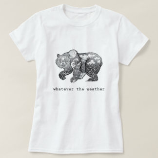 whatever the weather women's basic T-Shirt