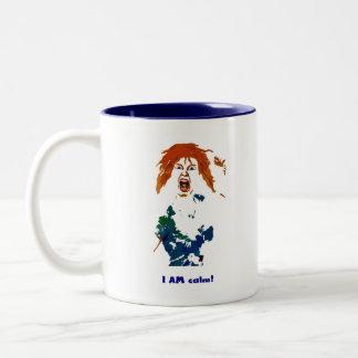 Whatever! Two-Tone Coffee Mug