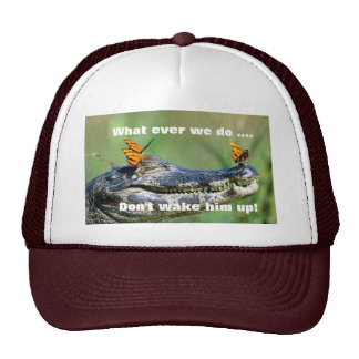 Whatever We Do Hat