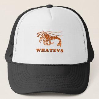 Whatevs Trucker Hat
