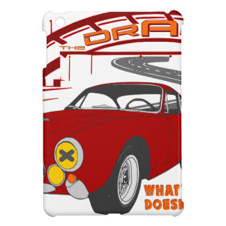 What's behind you doesn't matter. E. F. iPad Mini Cover