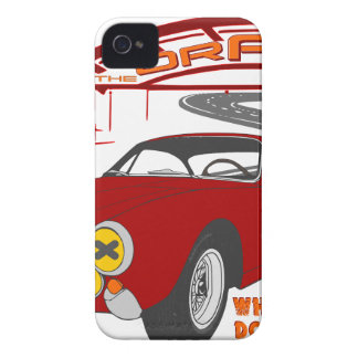 What's behind you doesn't matter. E. F. iPhone 4 Case