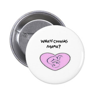 whats cooking mama 6 cm round badge