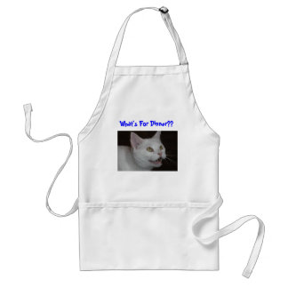 WHAT'S FOR DINNER?? STANDARD APRON