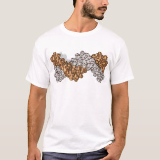 What's in your genome? - baseball DNA on front T-Shirt