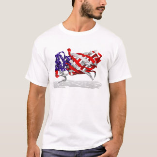 What's in your genome? - no text, customizable T-Shirt