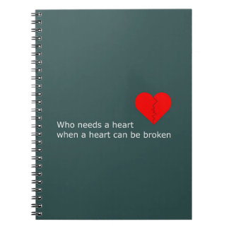 What's love got to do with it notebook