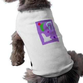 What's Next? Sleeveless Dog Shirt