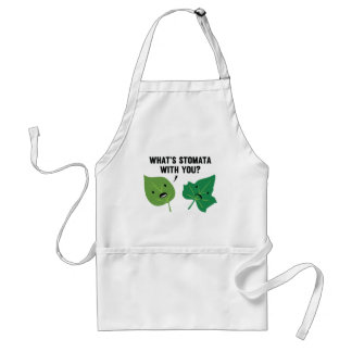 What's Stomata With You? Standard Apron