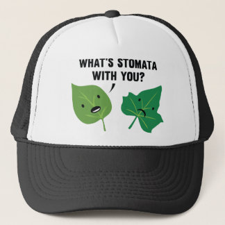 What's Stomata With You? Trucker Hat