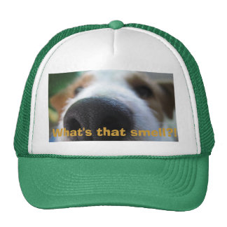 What's that smell?! hat