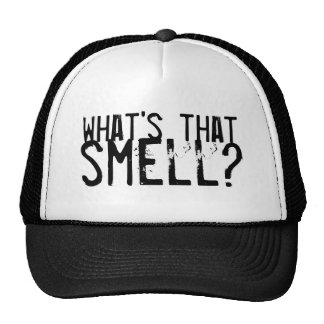What's That Smell Cap