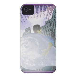 Whats The Big Idea  by TEO iPhone 4 Covers