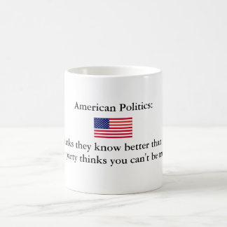 What's the difference?  I'll tell you... Coffee Mug