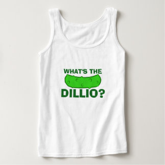 What's the Dillio Singlet