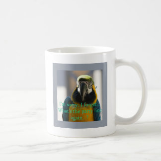 What's the Party Line? Coffee Mug