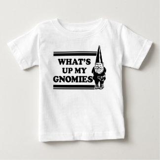 What's Up My Gnomies Baby T-Shirt